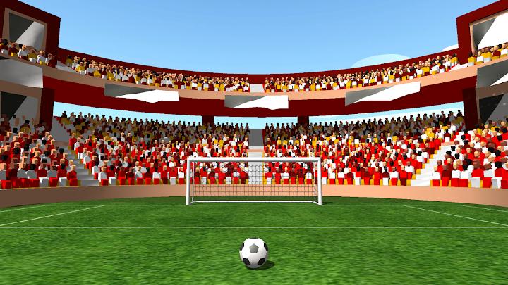 Soccer Career Android App Screenshot