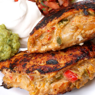 Chicken Fajita Bombs.