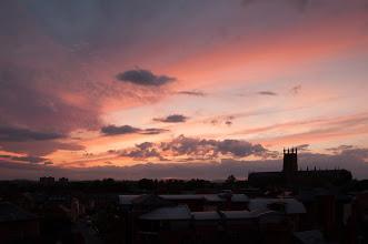 Photo: June 25th b (sunset)