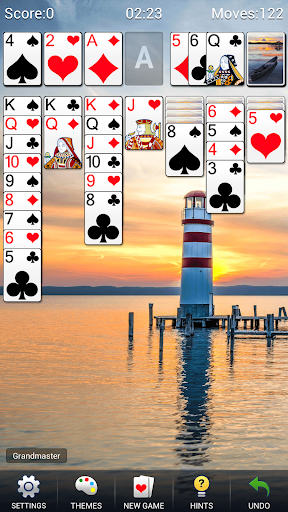 Solitaire - Klondike Solitaire Free Card Games - screenshot
