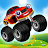 Monster Trucks Game for Kids 2 logo