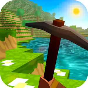 Cube World Survival Simulator for PC and MAC