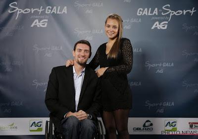 Belgische rolstoeltennishoop blijft foutloos op de Masters