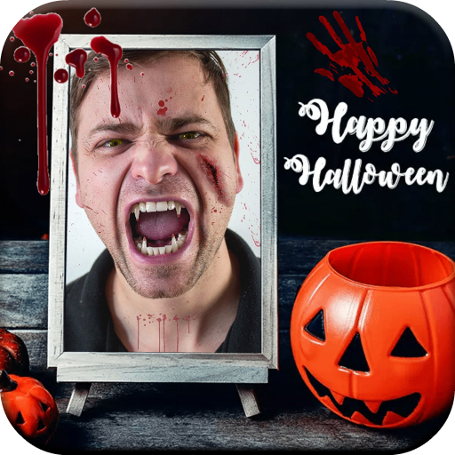 Halloween Frames for Pictures Icon