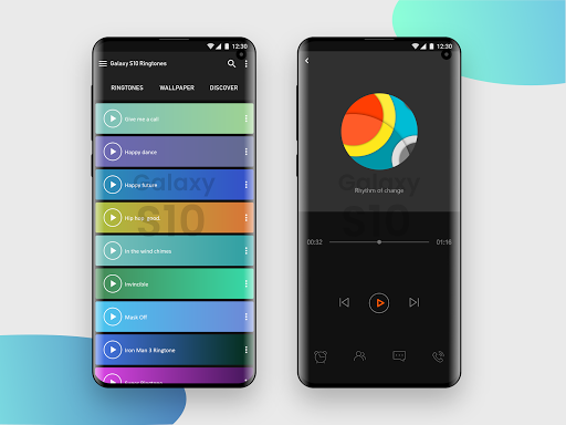 SAMSUNG Galaxy S10 Ringtones screenshot 2