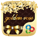 Golden Rose GO Launcher Theme icon