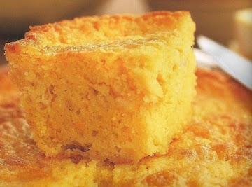 Caribbean Corn Bread Recipe