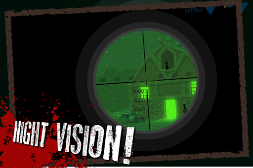 Clear Vision 3 -Sniper Shooter screenshot 5