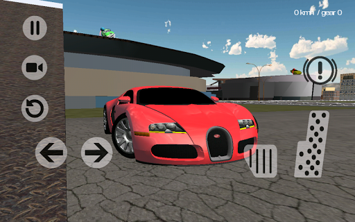 Extreme Fast Car Driving 3D