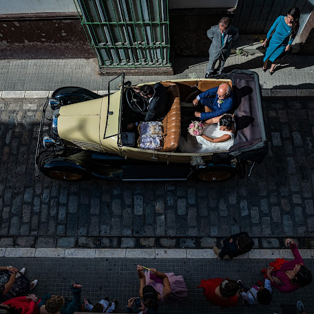 Fotógrafo de bodas Antonio Calle (callefotografia). Foto del 19.10.2018