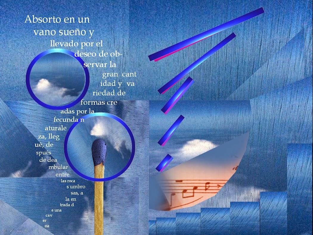 La imaginación del sujeto en la contigüidad del ruido, el sonido y el texto