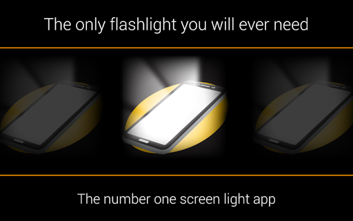Screen Flashlight 4.3 screenshots 10