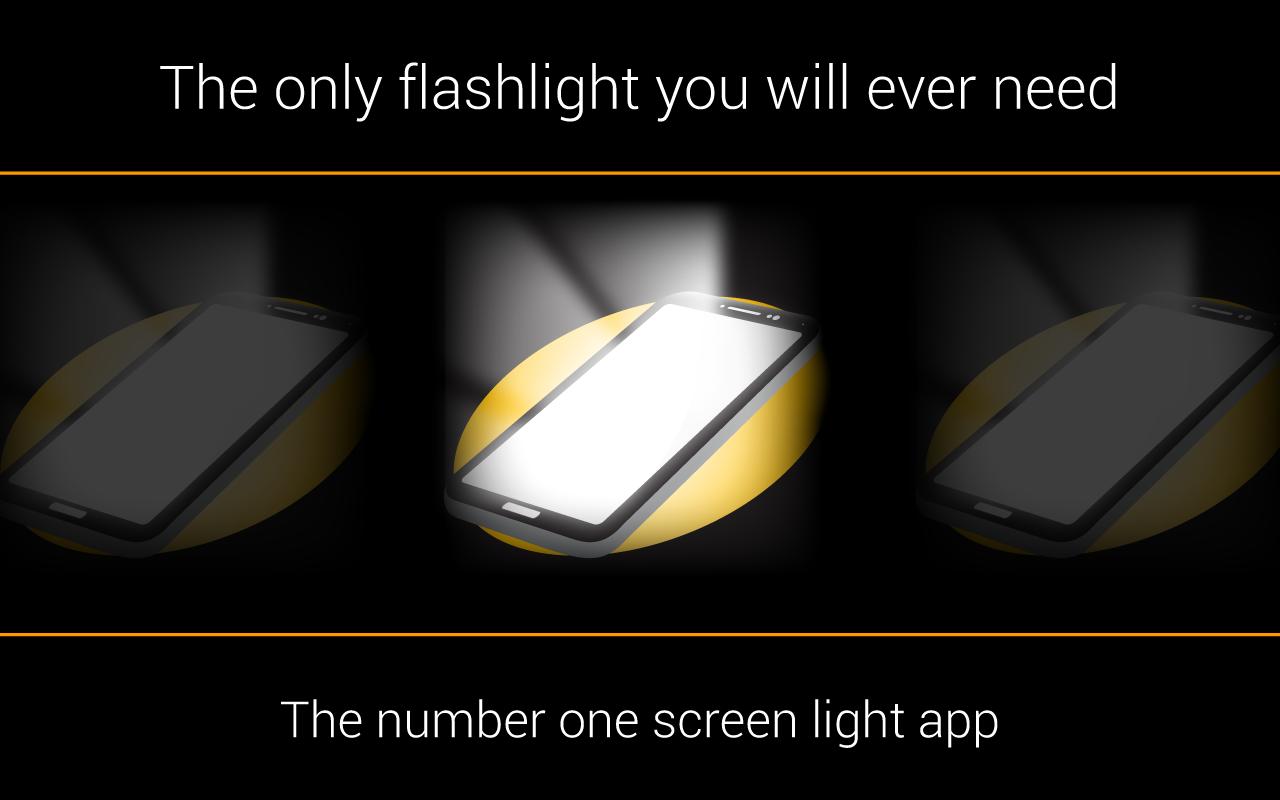 Screen Flashlight - screenshot
