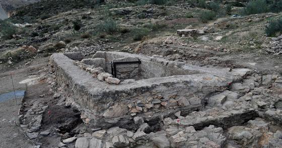 La segunda campaña en Macael Viejo saca a la luz todo el aljibe medieval