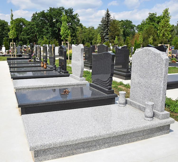 About 20 tombstones had gone missing and it was alleged that they were sold to unscrupulous businessmen for resale.
