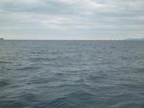 Photo: 水面も穏やかで・・・