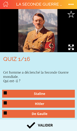Reviz'Quiz - screenshot