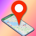 Check phone number location icon