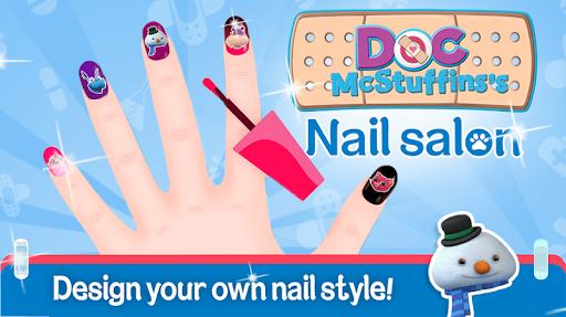Télécharger Gratuit Doc McStuffins: Nail Salon mod apk screenshots 2