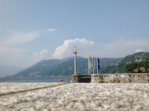 Photo: Panoramica dal porto