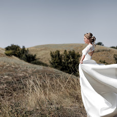 Wedding photographer Vladimir Kazak (Kazak). Photo of 29.08.2016