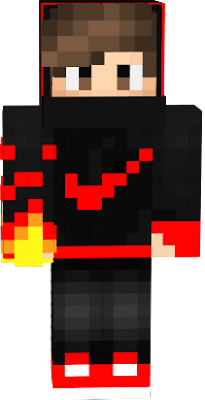 Red Creeper Nova Skin