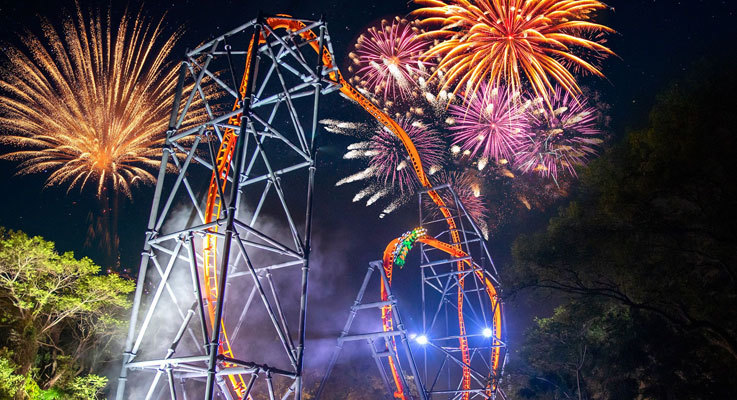 Party into the night this summer at Busch Gardens