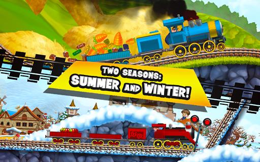 Fun Kids Train Racing Games  screenshots 6