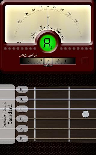 Pro Guitar Tuner 3.1.3 screenshots 7