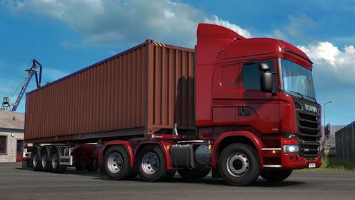 Euro Grand Truck Driving Simulator 2020 android2mod screenshots 4