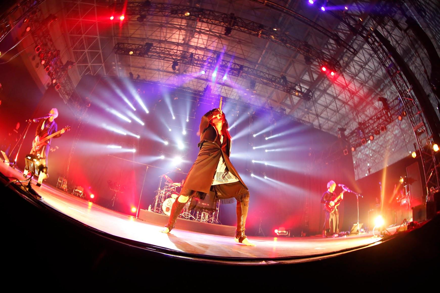 【迷迷現場】COUNTDOWN JAPAN 18/19 MUCC 連續三年出演 NOBUYA ( ROTTENGRAFFTY )驚喜現身飆唱