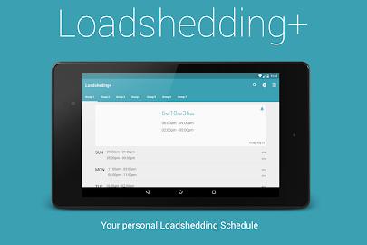Loadshedding + Screenshot 7
