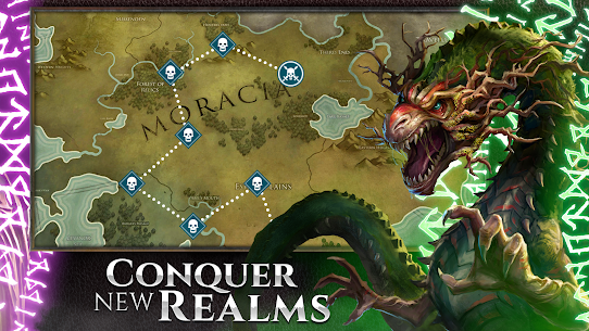 Rival Kingdoms: The Endless Night mod apk download for android 3