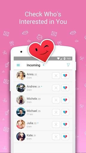 WannaMeet u2013u00a0Dating & Chat App 5.16.2 screenshots 3
