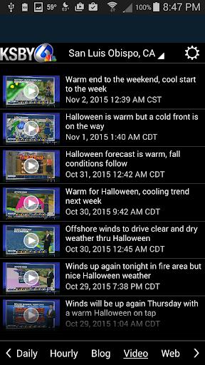 玩免費天氣APP|下載KSBY Microclimate Weather app不用錢|硬是要APP