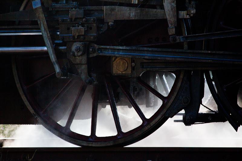 la vecchia locomotiva  di faranfaluca