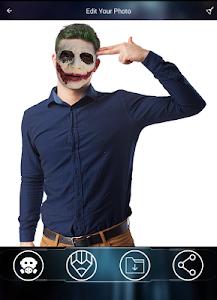 joker clown mask ☑ screenshot 4