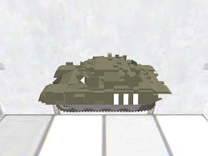 T-90A  無料モデル タイヤ