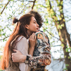 Bryllupsfotograf Anna Prokopovich (hannaphota). Bilde av 26.04.2019