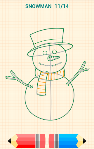 How to Draw Christmas 5.0 Screenshots 17