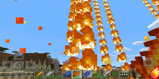 Swords Mod for MCPE 3 screenshots 1