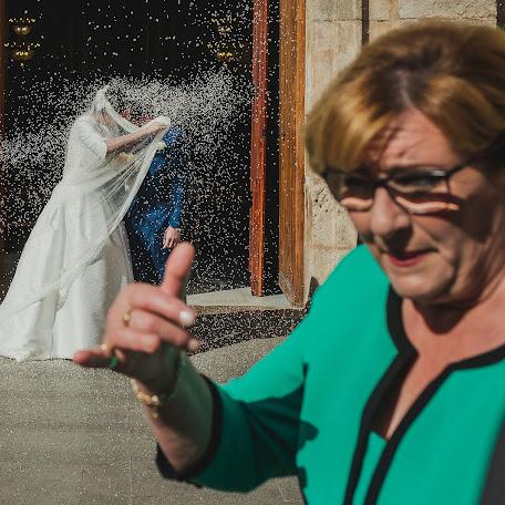 Fotógrafo de bodas Miguel Romero (fotomiguelromer). Foto del 12.03.2018