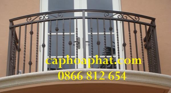 lưới an toàn ban công chung cư