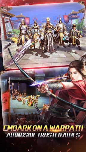 Kingdom Warriors Screenshot