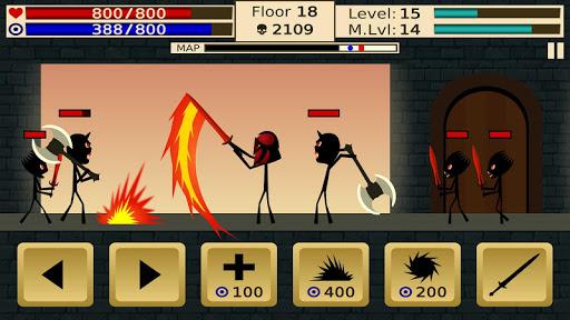 Shadow Heroes: Dark Knight - Tower of Death 1.0 {cheat|hack|gameplay|apk mod|resources generator} 5
