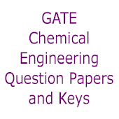 GATE Chemical Engg Papers