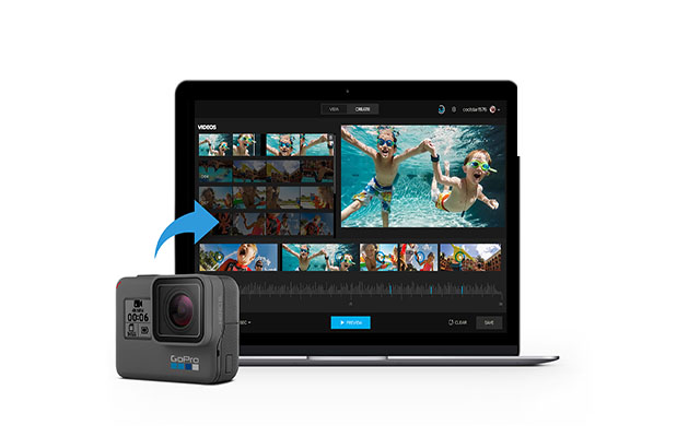 Go-Pro Photo camera