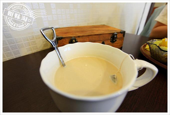 旺德實驗室-熱奶茶