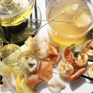 Seafood Fondue.