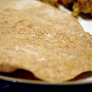 Quick and Easy Whole-Wheat Flatbread.